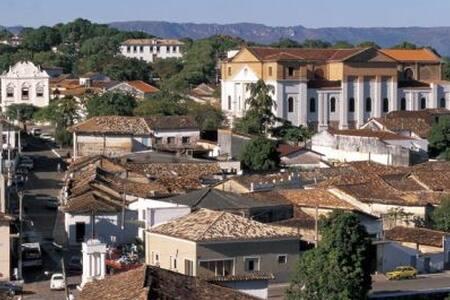 Apto de Temporada em Goiás Velho - Goiás Velho - GO, Brasil - Lägenhet