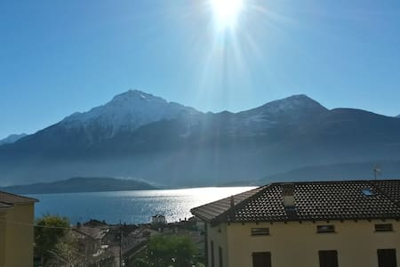 80m2 flat, stunning view on lake - Gravedona