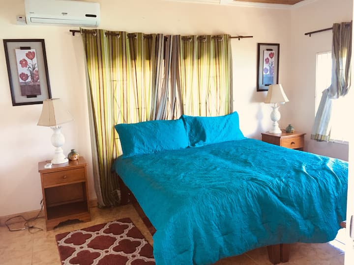 The Villa At Pineapple Cove: Deluxe Room
