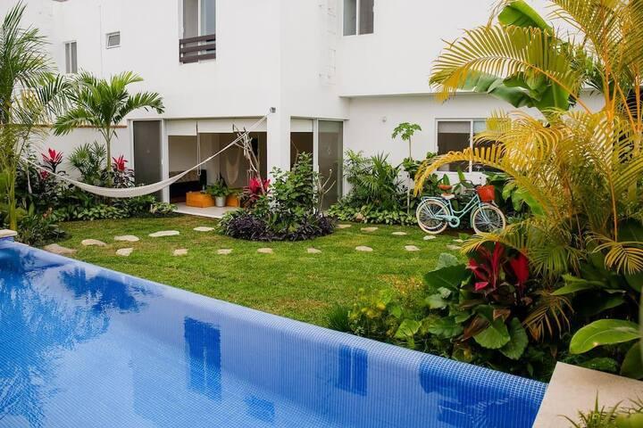 Nuevo Vallarta DEEP BLUE El Tigre residential area