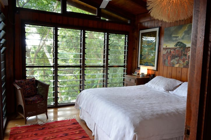 Main Bedroom View.