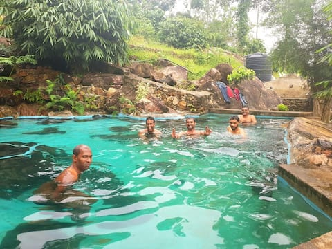 Resort ecológico de férias em Sobakee