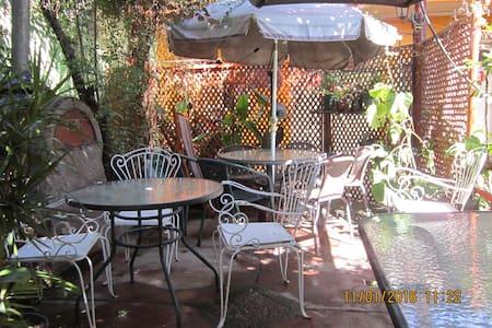 Casa Huéspedes Emmanuel -Acogedora-tranquila HM - Santiago - Bed & Breakfast