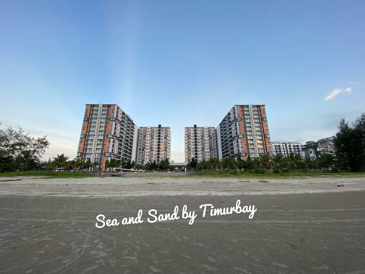 Sea & Sand by Timurbay apartment with free WIFI