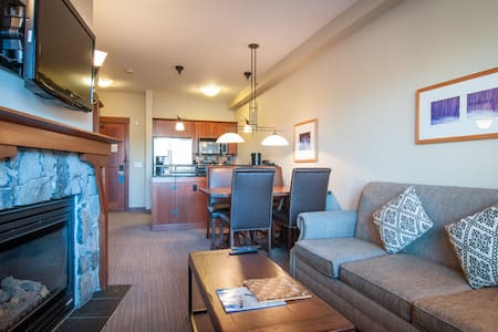 Village Condo in Squaw - Olympic Valley - Apartment