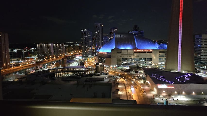 All Views: Next door to CN Tower, MTCC & Union Stn