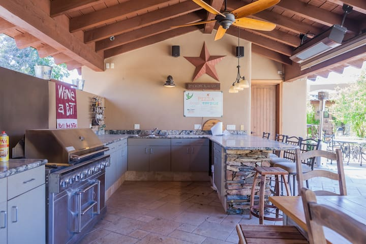 Rocking K Ranch - Cottage - Scottsdale - Flat