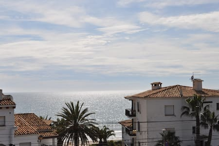 Apartament on the beach - Coma-ruga