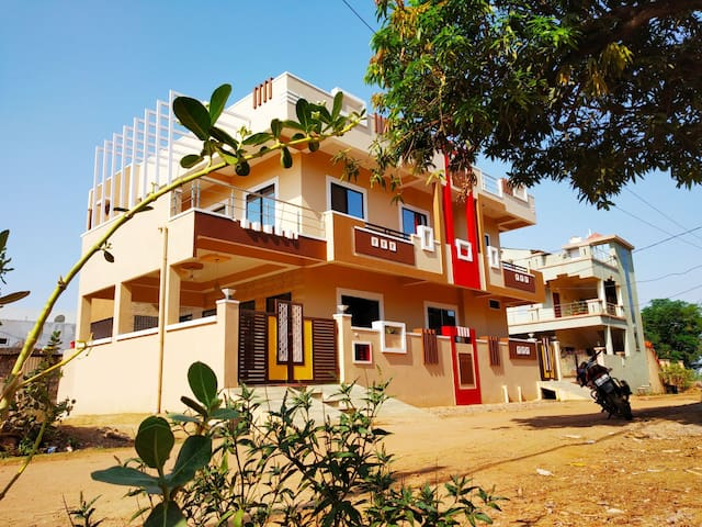 Bungalow near Kohka IIT Road