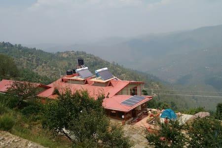 Panchachuli house mukteshwar - Mukteshwar - House