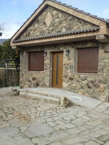 Casita rural en el Valle del Jerte - Casas del Castañar - House