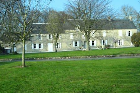 grande maison de campagne - Étréham - Ev