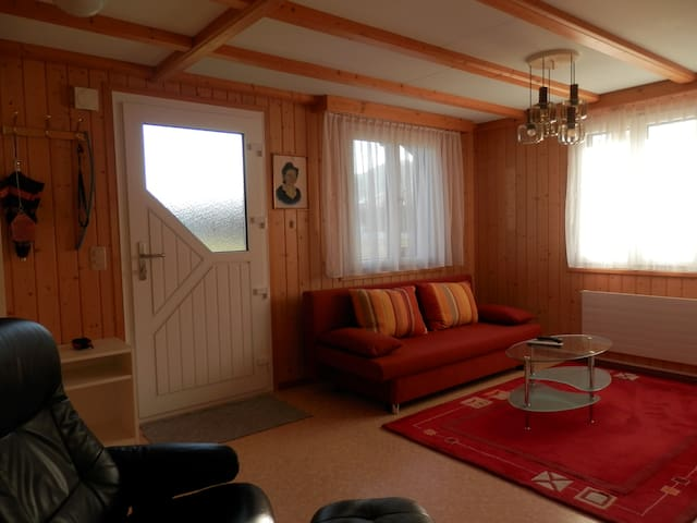 Sonnige 2 Zimmer Ferienwohnug - Lauperswil - Departamento