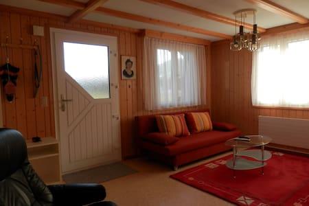 Sonnige 2 Zimmer Ferienwohnug - Lauperswil - Lägenhet
