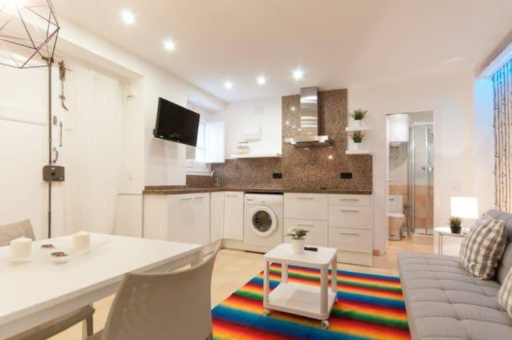Cozy space close to La Barceloneta beach