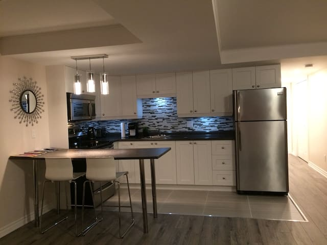 NEW! Entire Apartment near Downtown Ottawa