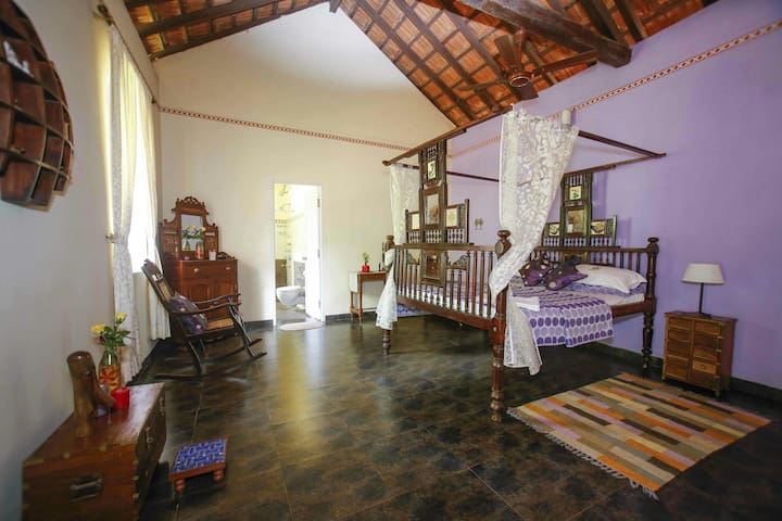A 200 year old Restored Heritage Villa