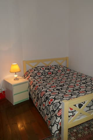 Room close to Praça da República - Coimbra