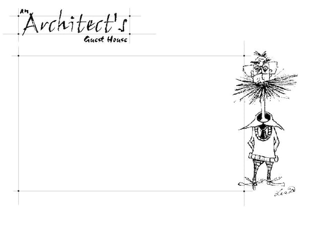 An Architect's Guest House - Single