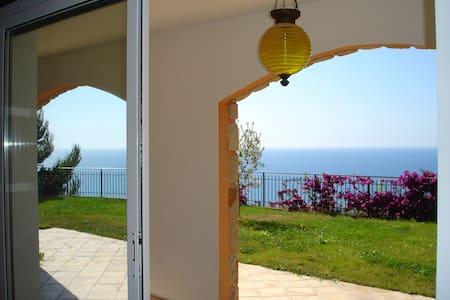 Villa bord de mer proche Monaco - Latte - Hus