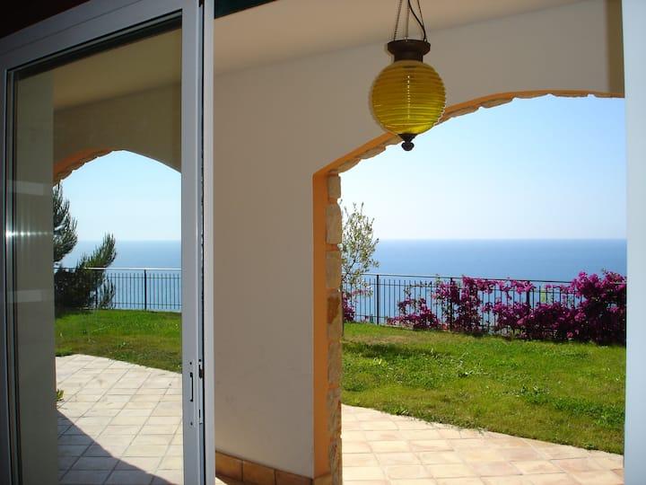 Villa bord de mer proche Monaco