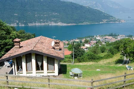 FARMHOUSE  NAROVINA  Iseo Lake *2 - Sale Marasino