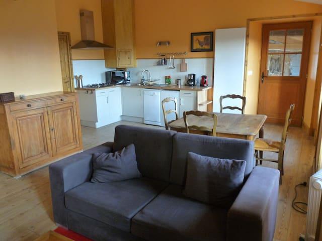 Gîte au coeur du Beaujolais - Arnas - Lägenhet