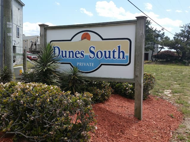 Dunes South - 3BR Oceanside Duplex