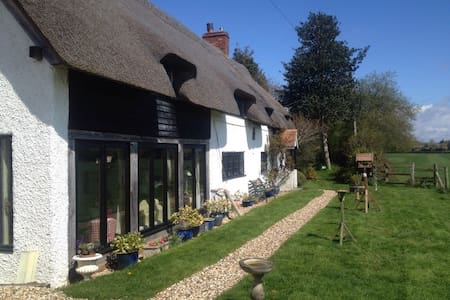Meadow Thatch B&B - Cottage - Midgham - Inap sarapan