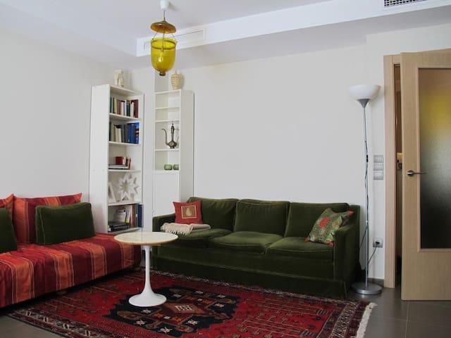 Urlaub od. Überwintern-Costa Blanca - Pego - Apartamento