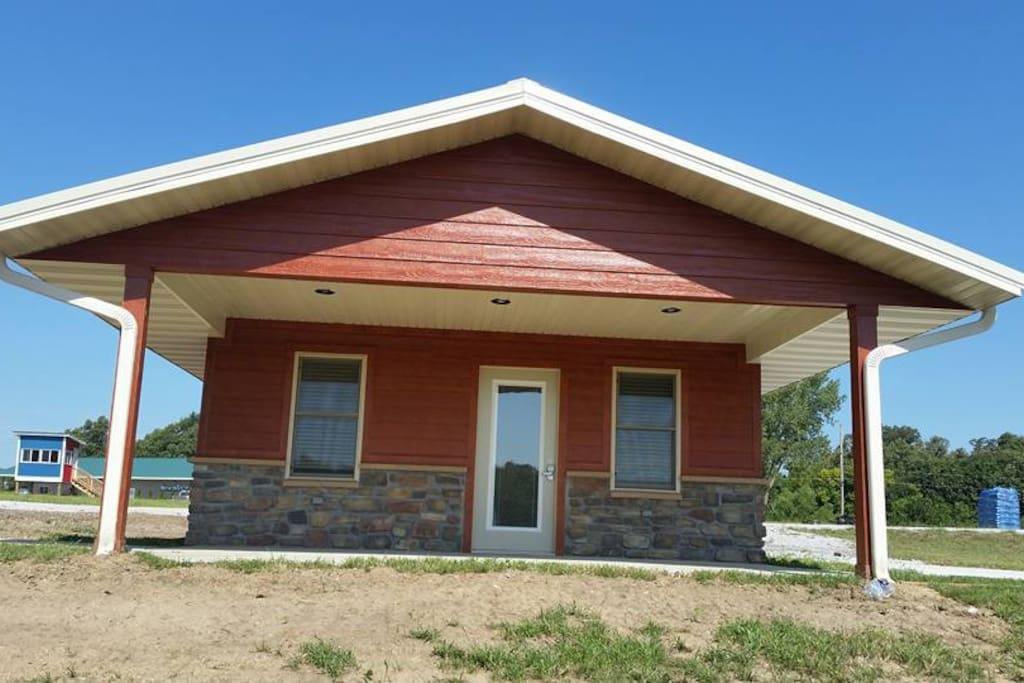 Hidden Falls Cabins Rv Park Cabin 1 Cottages For Rent