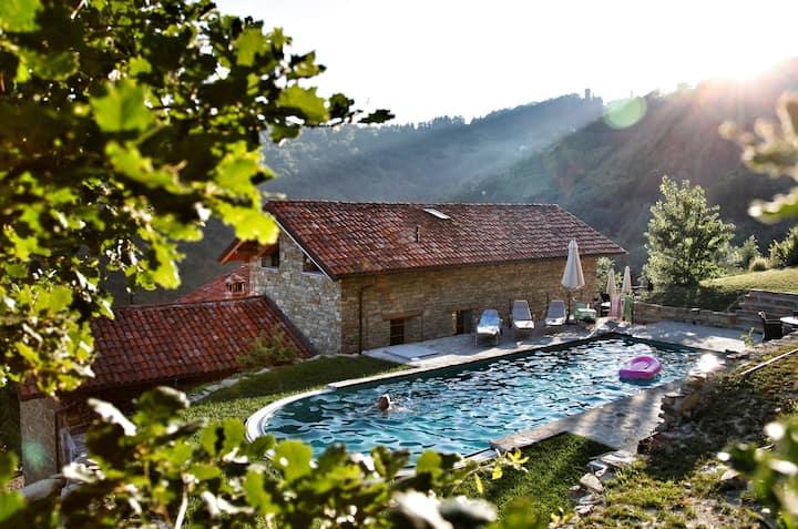 Villa dell'Orso, Piemonte (Asti)