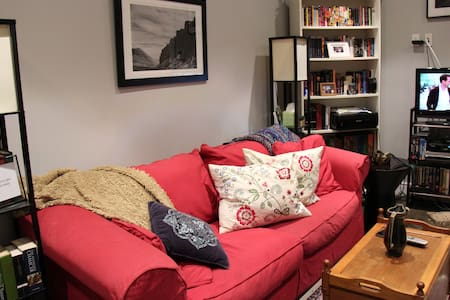Comfy Couch in Cozy SoBro Apartment - Bronx