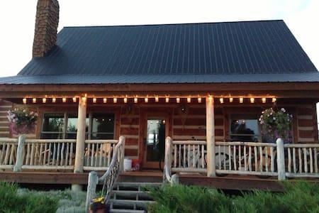 """Sunny Gunny Cabin"" Ski Get-Away - Gunnison - Dom"