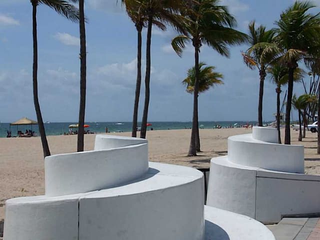 Fort Lauderdale Beach Apt - Fort Lauderdale - Appartement