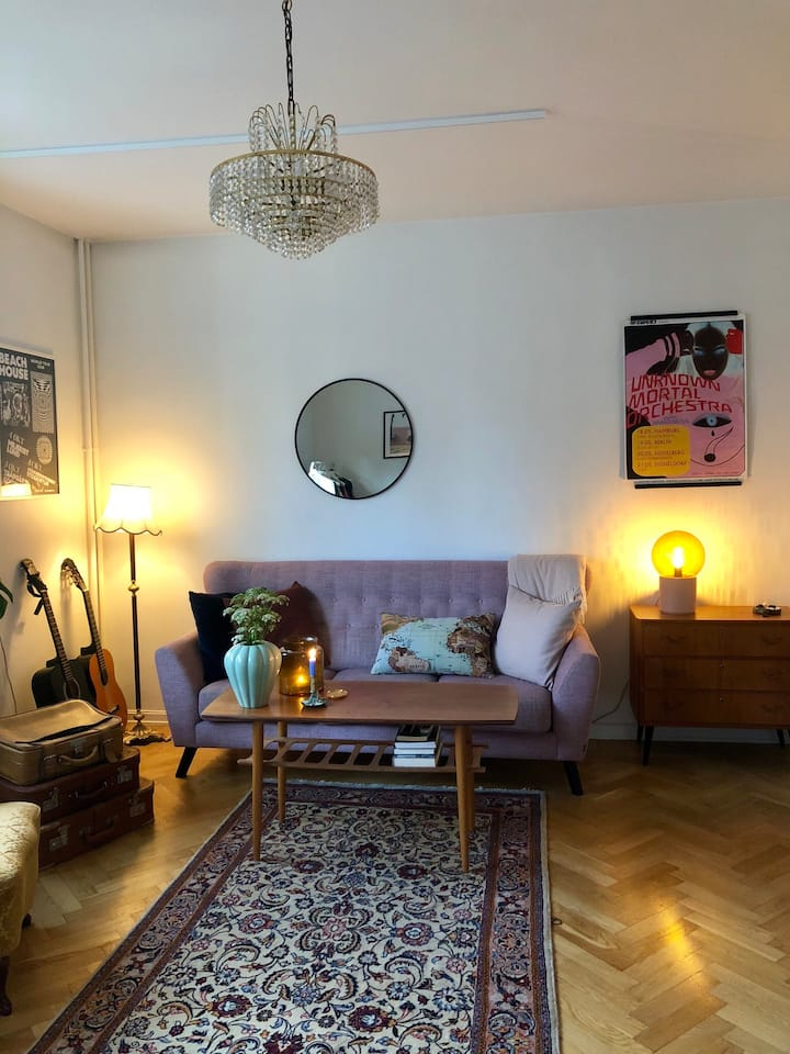 Whole apartment in Örgryte, 5 min to Liseberg.