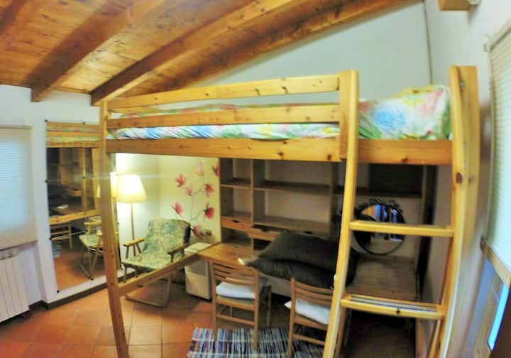 Cozy apartment close to Varenna