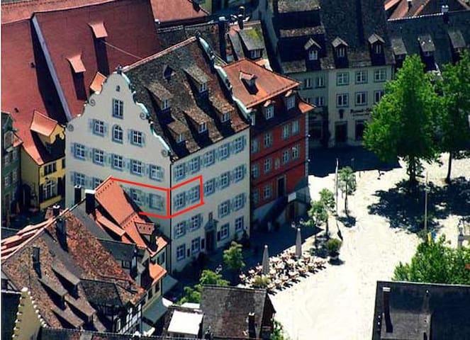 Fürstenherberge Rodt'sches Palais - Meersburg