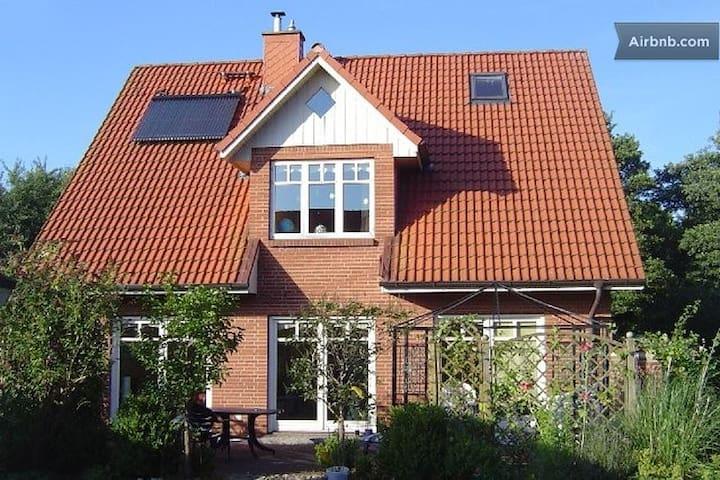 Privatzimmer in Eckernförde - Eckernförde - Rumah