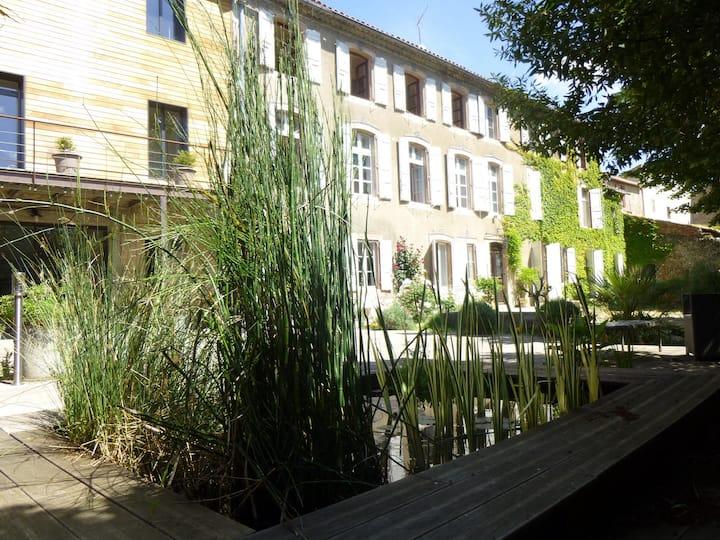 Maison de maitre carcassonne