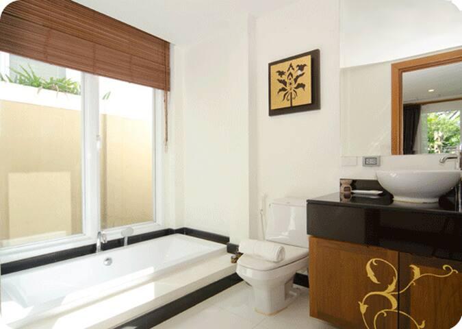Wonderful 3 bed private pool vila - Thalang - House