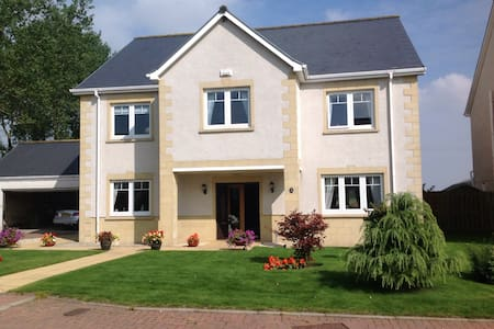 Lovely home in beautiful Perthshire - Tibbermore  - Σπίτι