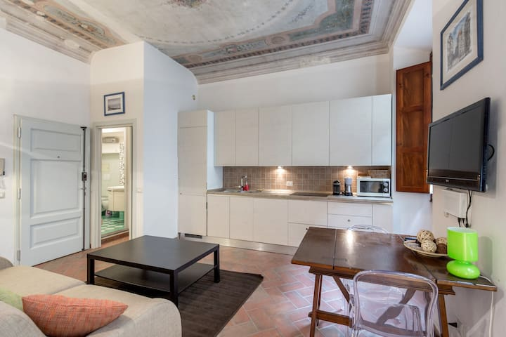 Your incredibly priced jr. suite in Florence heart
