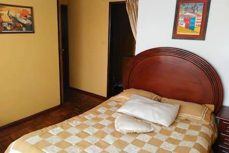 Bed & Breakfast  - Single and double rooms - Riobamba