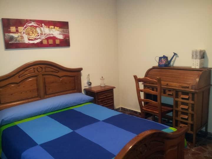 Habitación en el Toledo Histórico- Private Room