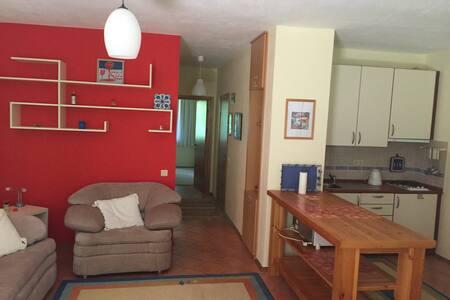 Bahçeli Stüdyo daire 2 kişilik - Göcek - Apartemen