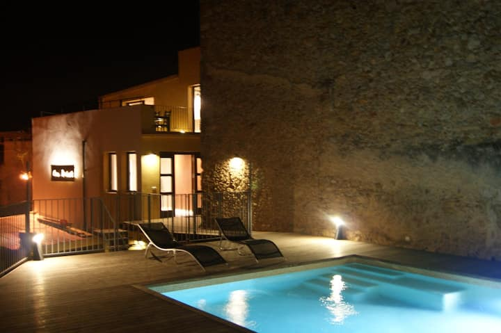 El Graner - Rural Apartment in the Costa Brava