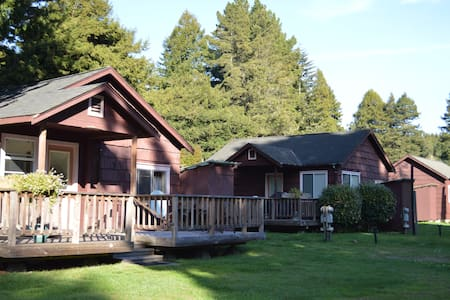 Sylvan Harbor Cabin 1 ~ 2 bedroom - Trinidad - Zomerhuis/Cottage