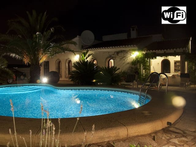 Villa and Pool near Sea, Javea - Xàbia - House