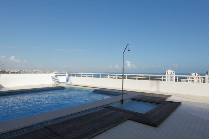 VIEW & POOL and CONFORT - Cascais - Leilighet
